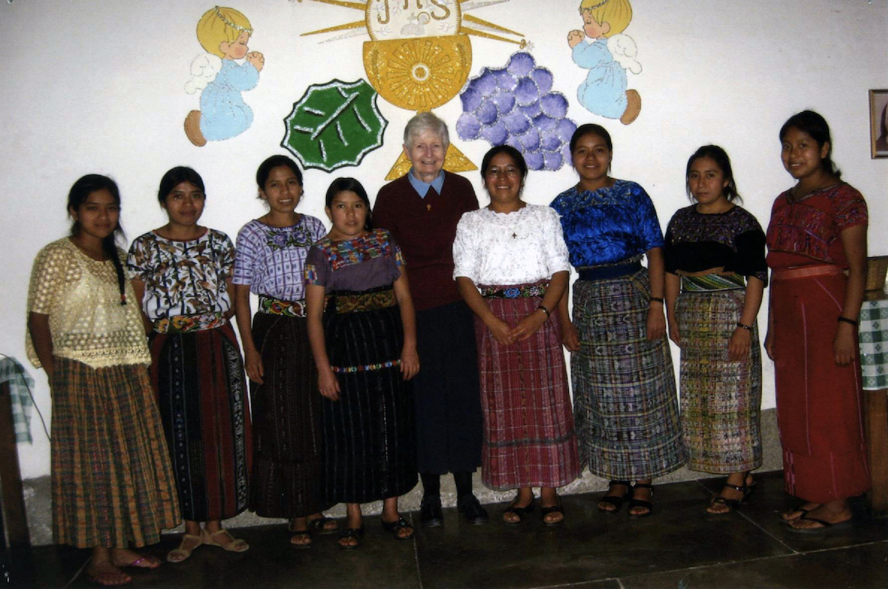 Sister Kathleen Curtin and the Missionary Sisters of the Eucharist Featured in the Global Sisters Report