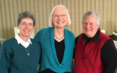 Associate Pat Cane, PhD, Featured in Janet's Good News